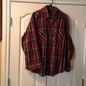 St John's bay flannel shirt xxl